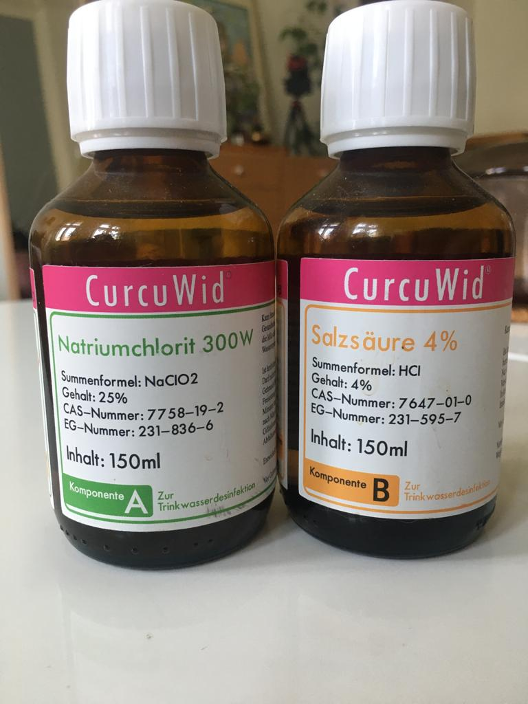 PLEASE HELP!! Questioning: 28% vs. 25% sodium chlorite and